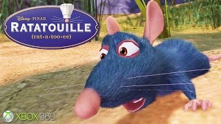 Ratatouille - Xbox 360 / Ps3 Gameplay (2007)