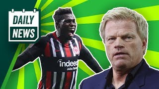 Oliver Kahn wird Bayern-Boss! Kasper Dolberg nach Nizza! BVB vs. Barca!