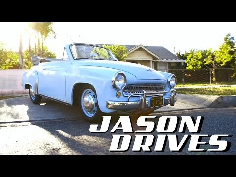 What It's Like To Drive The Deadest Car Alive | Jason Drives