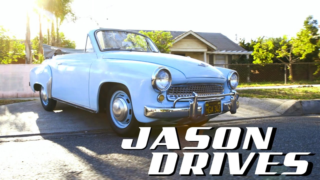 What It's Like To Drive The Deadest Car Alive   Jason Drives