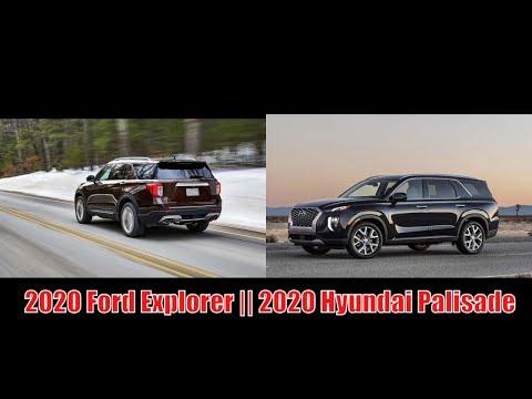 The all-new 2020 Hyundai Palisade