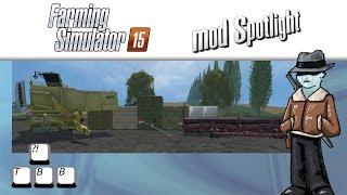 Farming Simulator 15 Mod Spotlight - Buy Bales and Demon Seeder
