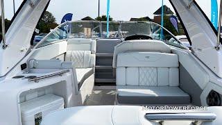 2021 Regal 28 Express Cruiser Yacht Certified Boat