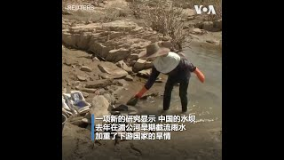 最新研究显示中国限制湄公河上游水流 加重下游国家干旱