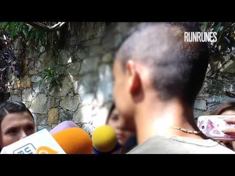 Habla el sobrino de Xiomara Scott, la enfermera asesinada por paramilitares en Catia