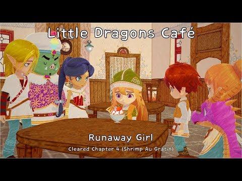 "Little Dragons Café ""Runaway Girl"" thumbnail"