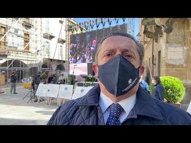 Protesta Confcommercio 13 4 21 Luca Chiapella