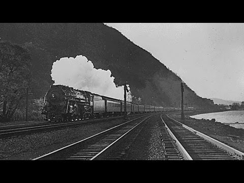 The Presidency: Franklin D. Roosevelt Funeral Train
