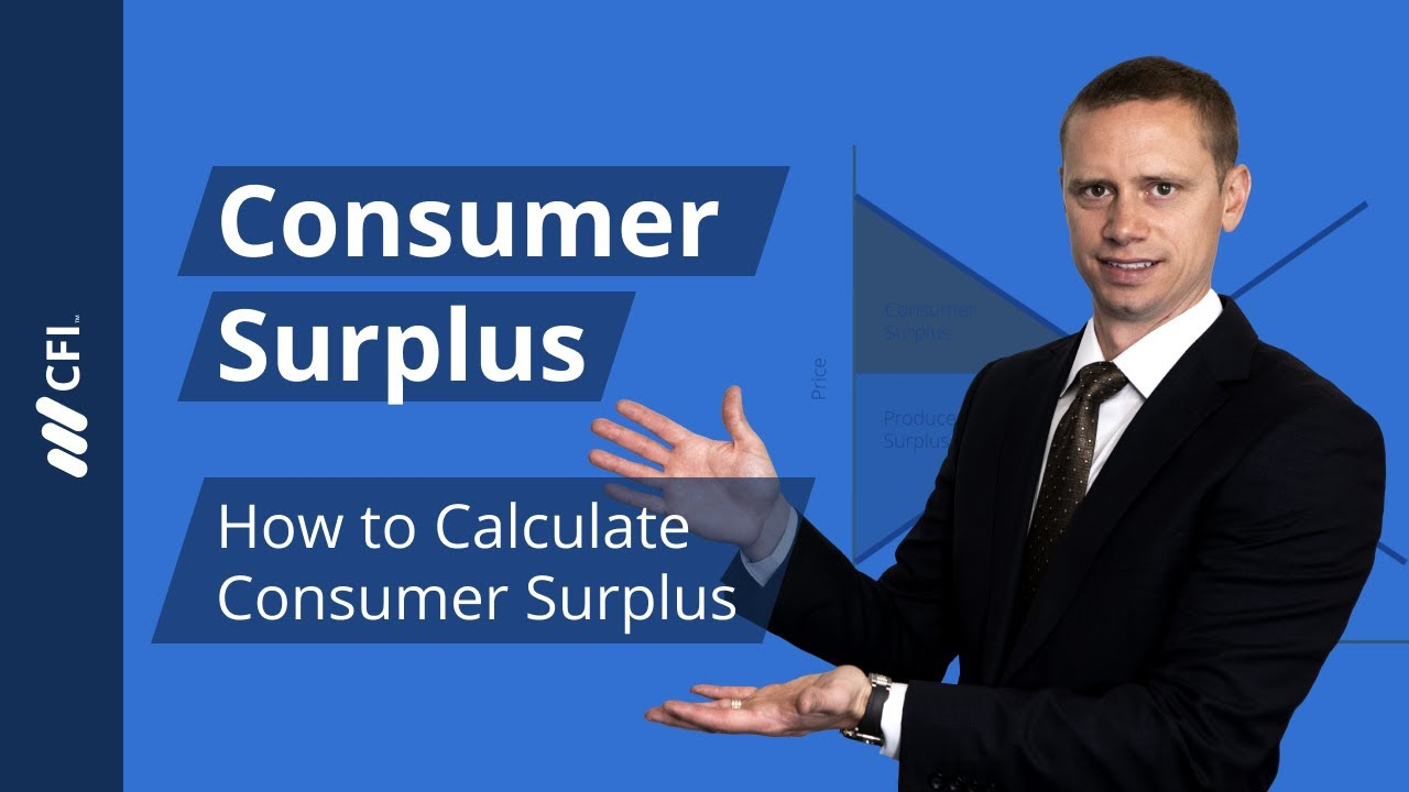 Consumer Surplus Formula - Guide, Examples, How to Calculate