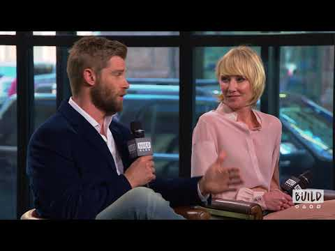 """Anne Heche & Mike Vogel On Their First Impressions Of """"The Brave"""""""