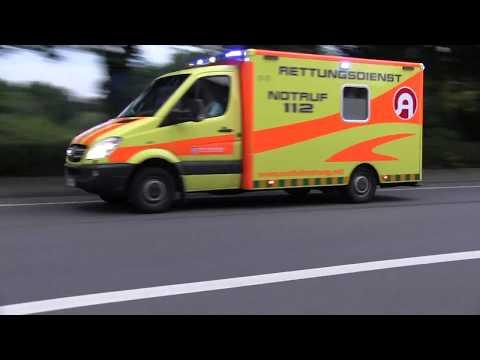 RTW   R-KTW Rettungsdienst Ackermann Friedeburg