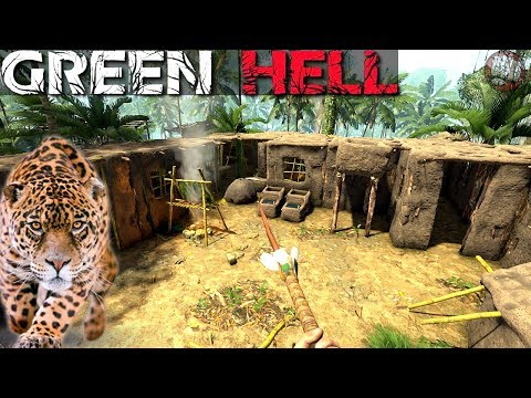 Keep Your Guard Up | Green Hell Gameplay | S3 EP61