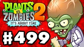 Plants vs. Zombies 2: It's About Time - Gameplay Walkthrough Part 499 - All Zomboss Fights! (iOS)