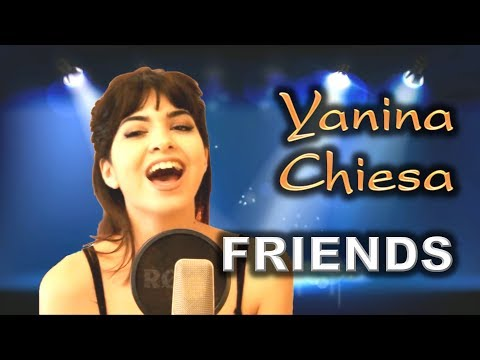 Yanina Chiesa - FRIENDS - F - legenda dupla - 087