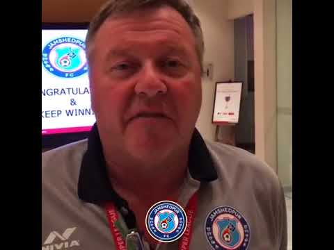 Post-match reaction: Wally Downes