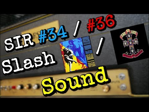 SLASH's Legendary SIR #34 And #36 Frank Levi Mods Recreated