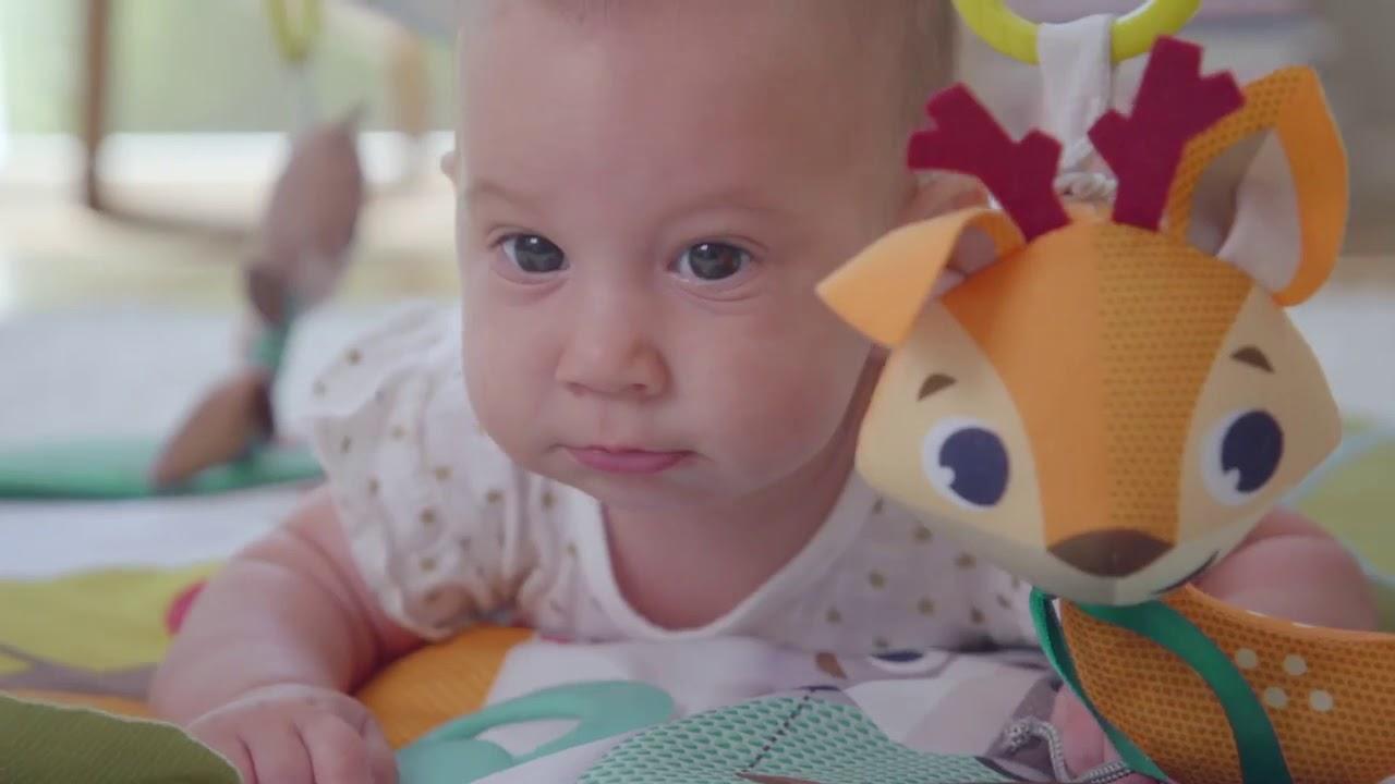 Bebe Concept Tapis Déveil Gymini Deluxe Tiny Love Youtube