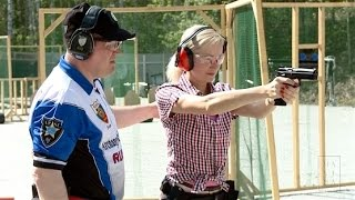 Обучение практической стрельбе: урок инструктора Ивана Годова