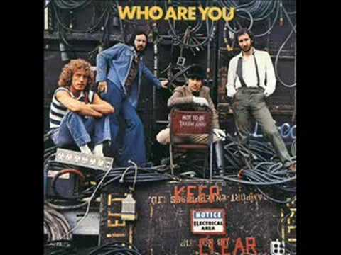 New Song - The Who