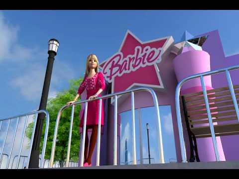 Barbie Fashion Show Game Trailers Cut Scene Youtube