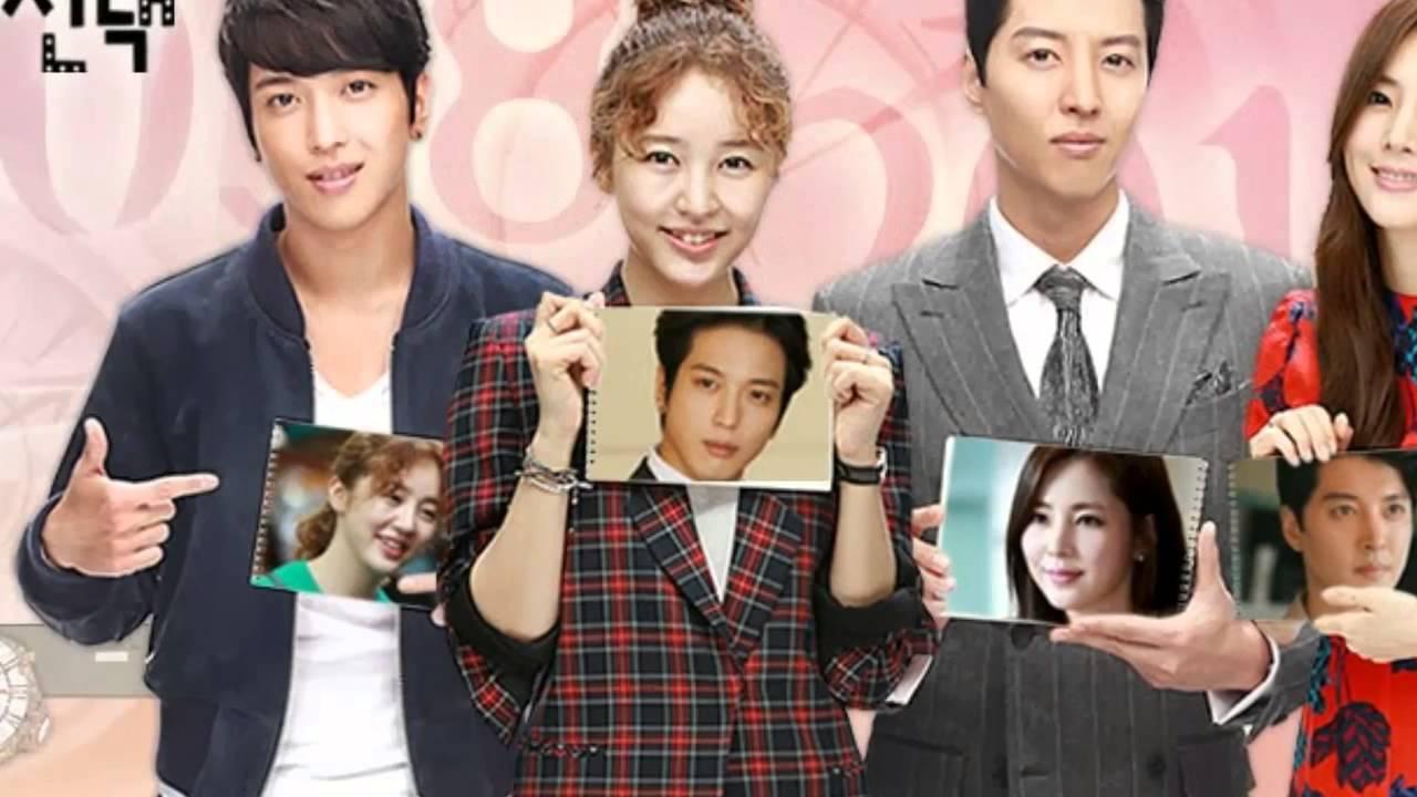 My top 10 korean drama (romance,comedy,etc  )