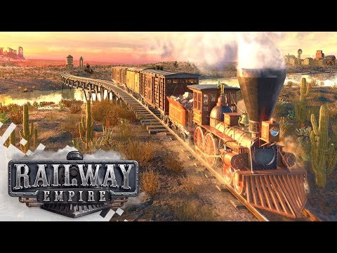 RAILWAY EMPIRE - Am I Doing This Right? (Gameplay)
