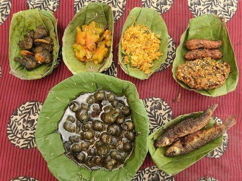 Tharu Foods | Maghi Festival | Kathmandu