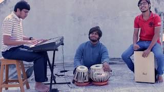 Tujh Mein Rab Dikhta Hai (Rab Ne Bana Di Jodi)   Instrumental Cover by Ananth, Shubham, and Yash