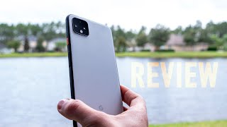 Lifelong iPhone User Spends 1 Week with Pixel 4 XL | Pixel 4 Review