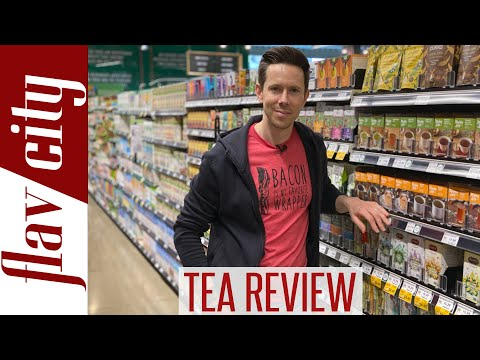 Buying TEA At The Grocery Store What To Look For...And Avoid!
