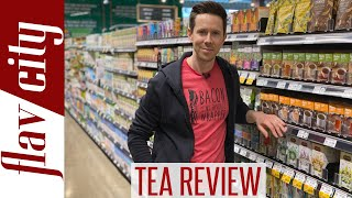 Buying TEA At The Grocery Store - What To Look For...And Avoid!