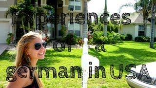 40 things different in the USA than in Germany (Experiences of a German Exchange Student)