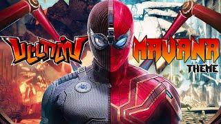 Mavane from Pattas_Spider Man