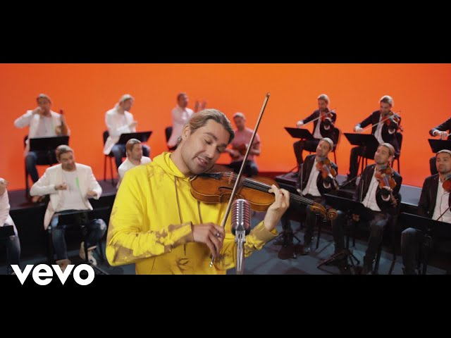 David Garrett - Happy (Official Music Video)