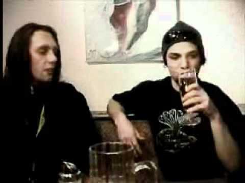 Bam Margera Interview 2001 Schwarze Seiten By A Member Of