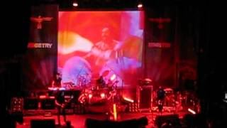 Ministry - Psalm 69 - LIVE @ Ogden Theatre Denver (DeFiBriLlaTouR 2012)
