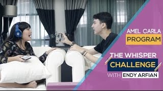 Video Whisper Challenge with ENDY ARFIAN download MP3, 3GP, MP4, WEBM, AVI, FLV Mei 2018