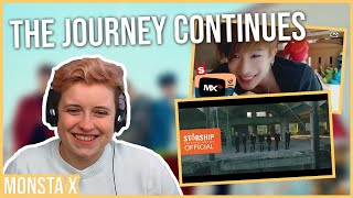 Download Mp3 REACTION to MONSTA X PERFECT GIRL SHINE FOREVER STUCK MVs