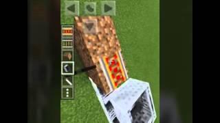 Как сделать поезд в minecraft pe No moded(Я в конце нечайно добавил не то видео которое хотел., 2014-07-26T01:02:18.000Z)