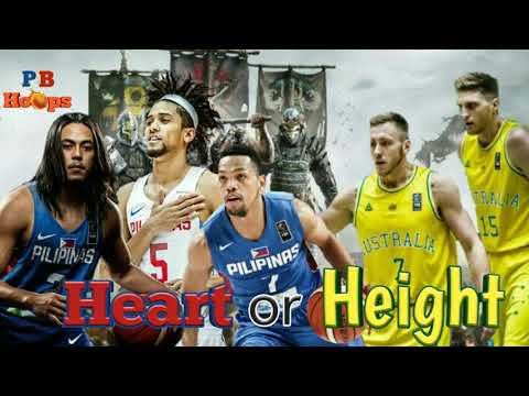 Gilas Pilipinas vs Australian Boomers Preview | Fiba World Cup Asian Qualifiers