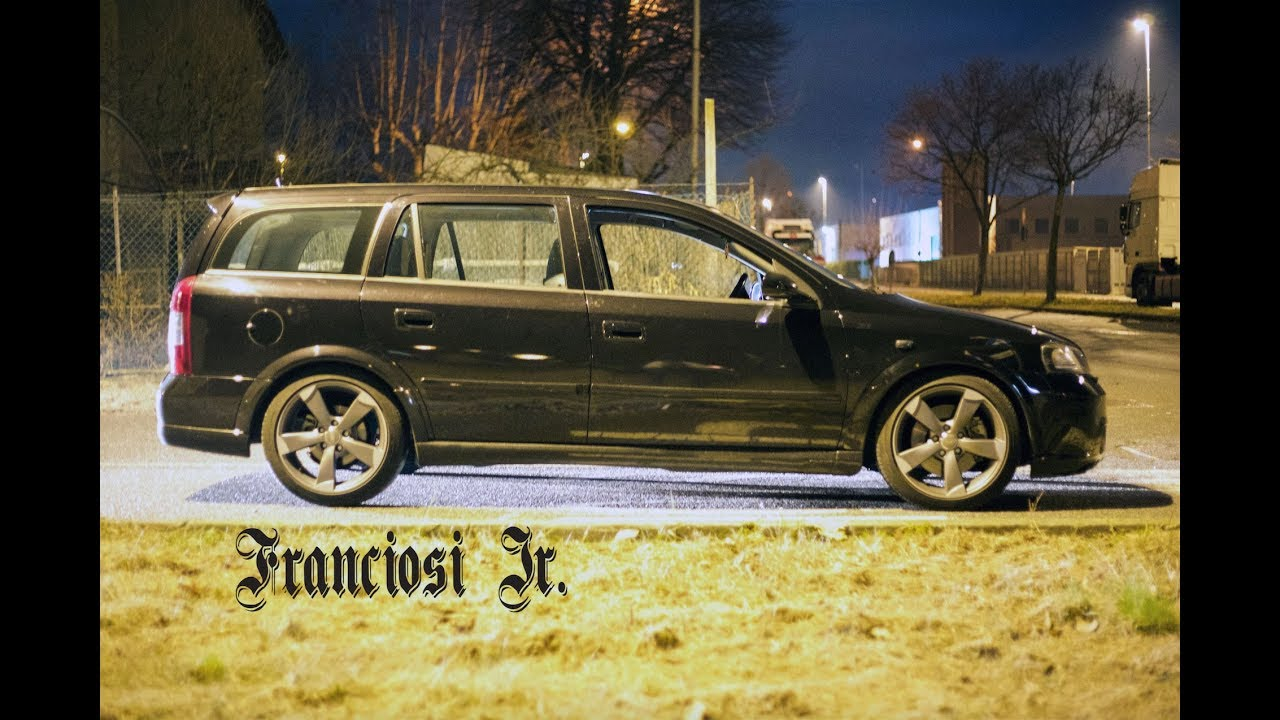Acceleration 0 100 Km H Opel Astra G Caravan Opc 2003