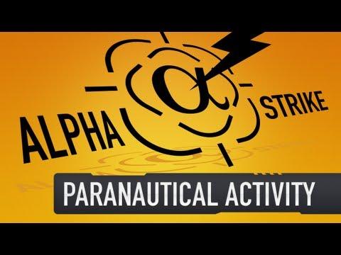 Alpha Strike - Paranautical Activity
