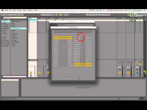 Ableton Live For Beginners Level Tutorial