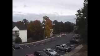 Fayetteville, Nc Weather Observation: October 31, 2013 - 5:26pm