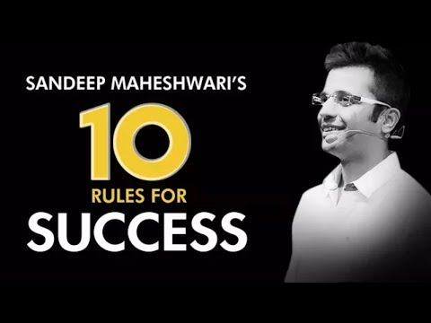 Top 10 Rules for success by Sandeep Maheshwari | inspiring Video | By #TrendingFriending