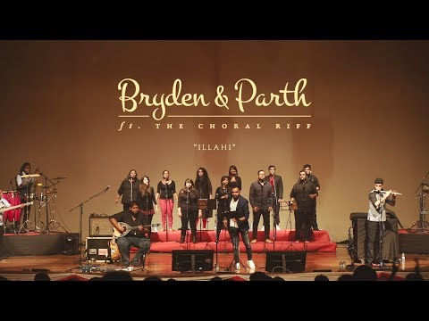 Illahi - Cover |  Bryden-Parth ft. The Choral Riff (Live In Concert)