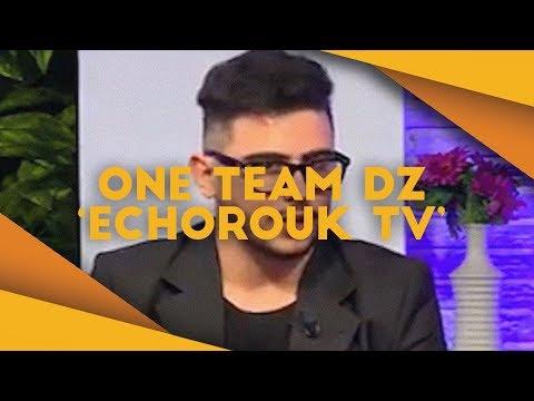 "'ONE TEAM DZ' Talking About K-POP and it's Fans in Algeria at ""EChourouk TV"""