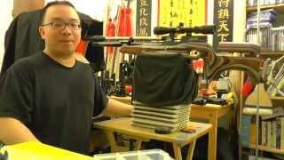 Air Arms FTP 900 PCP Air Rifle Chronograph Review