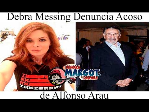 Debra Messing Denuncia Acoso de Alfonso Arau
