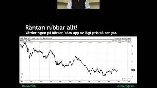 Mårders syn på börsen och svensk ekonomi 2018